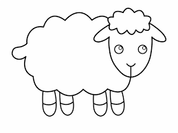 Clipart Sheep Template Clipart Sheep Template Transparent Free For Download On Webstockreview 2020