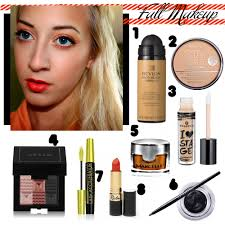fall makeup tutorial great for