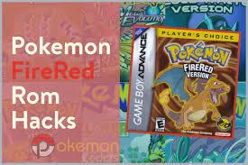 Pokemon Fire Red ROM Hacks List