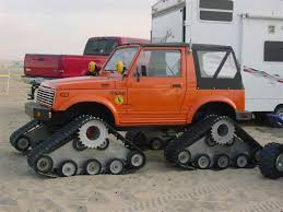 tracked vehicle build up pirate4x4