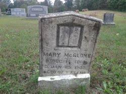 "Mary Ann ""Polly"" Henderson McGlone (1814-1902) - Find A Grave Memorial"