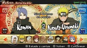 Naruto shippuden ultimate ninja impact 2015 - YouTube