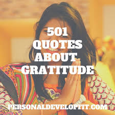 quotes about gratitude appreciation thankfulness