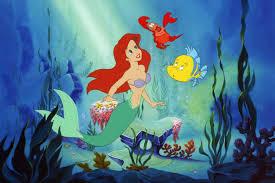 best little mermaid wallpaper id 321477