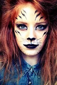 cute tiger face makeup saubhaya makeup