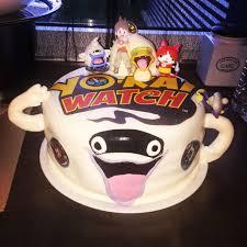 Cake Yo Kai Watch Whispers Tortas Y Cupcakes Tortas De