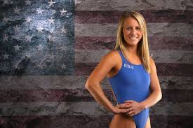 Duke diver Abby Johnston hoping for gold, not green (hair), at Rio Games |  Charlotte Observer