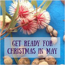 Christmas Decorations in Autumn (May) – What The !?! | Purple Paper House