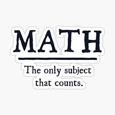 Math Stickers Redbubble
