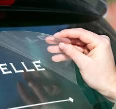 Car Window Decals Perez Signs Graphix