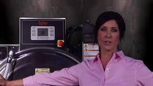 Hướng dẫn cách sử dụng máy giặt công nghiệp Unimac - YouTube
