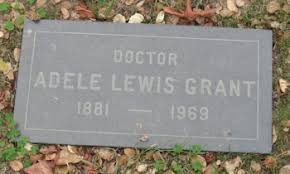 GRANT, Adele Lewis - WikiName