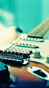 electronic guitar 18 vine style