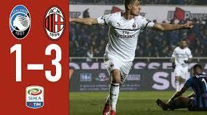 Highlights Atalanta 1-3 AC Milan - Matchday 24 Serie A TIM 2018/19 ...