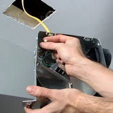 attic fan motor replacement