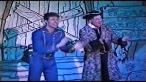 Paul Zerdin and jack Douglas in Panto This was a David Lee ...