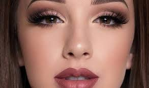 makeup looks for brown eyes