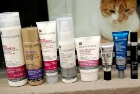my new paula s choice skincare routine