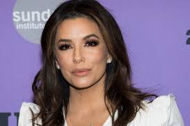 Eva Longoria Wears a Romper & Red-Hot Sandals to Pull Off This ...