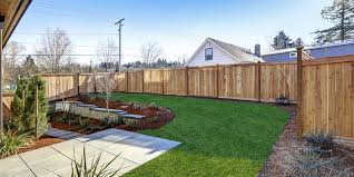 Benfits Of A Wood Privacy Fence Ivy Fence Company