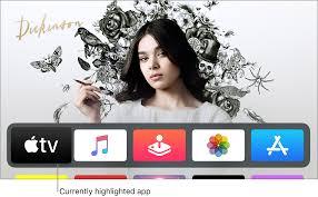 Navigate Apple TV - Apple Support