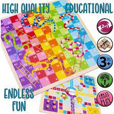 Bộ Đồ Chơi Board Game 5 Trong 1 Cho Bé 3 4 5 Tuổi