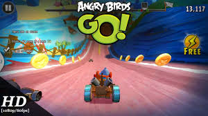 Angry Birds Go! Android Gameplay [1080p/60fps] - YouTube