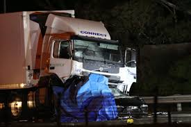 Four Police Dead in Horror Melbourne Crash