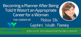 Ep #117: Becoming a Planner After Being Told It Wasn't an Appropriate  Career for a Woman - The Career of Melissa Ellis