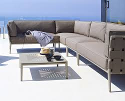 cane line conic coffee table