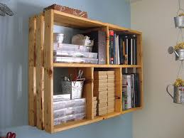 creative homemade bookcase design