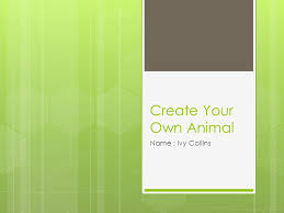 Create Your Own Animal Name : Ivy Collins. Habitat of My Animal  Location  : The eastern half of the United States, Canada, parts of Russia, China,  Japan, - ppt download