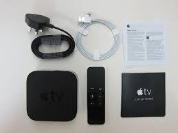 Giá Tivi box Apple Gen 4 tháng 08 năm 2020
