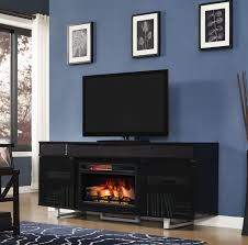 electric fireplace w bluetooth