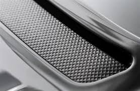 Grill Decal Honeycomb