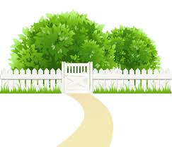 Fence Clipart Bush Grass Fence Bush Grass Transparent Free For Download On Webstockreview 2020