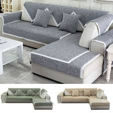 1pc slipcover sofa seat slip cover
