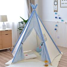 Yard Hot Sale Indian Wood Tent For Kids Children Room Indoor Toys Tent Foldable Baby Playhouse Kids Folding Tent For Kids Room Woods Tents Kids Folding Tenttents For Kids Rooms Aliexpress