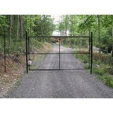 Deer Fence Usa 14 Wide X 7 High Driveway Gate Kit Garden Outdoor Amazon Com