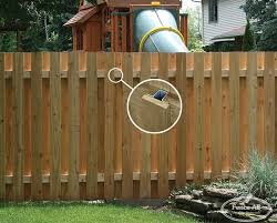 Wood Fence On Steel Posts Wood Fences Products Fence All Ottawa On