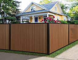 Composite Fences Fencing