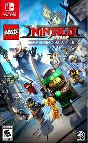 Geek Alliance: The Lego Ninjago Movie Videogame - Nintendo Switch ...
