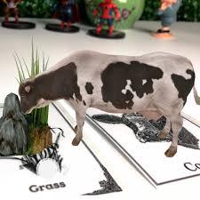 Bộ thẻ hình ảnh animal 4D hình con vật (31 mẫu mới) - Tăng khả ...