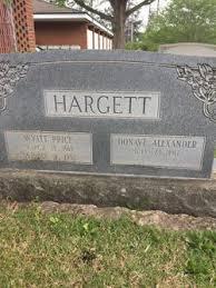 Wyatt Price Hargett (1915-1988) - Find A Grave Memorial