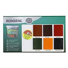 Cheap Ronseal Rslocflmo5l One Coat Fence Life Medium Oak 5 Litre Compare Prices For Ronseal Rslocflmo5l One Coat Fence Life Medium Oak 5 Litre Prices On Www 123pricecheck Com Look Through Our