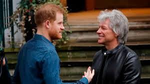 Prince Harry and Jon Bon Jovi jam at Abbey Road - CNN