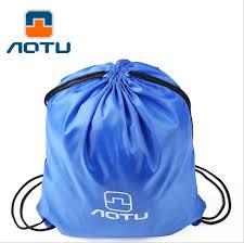 outdoor backpack drawstring dirty bag