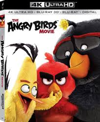 The Angry Birds 3D & 4K (Slip)