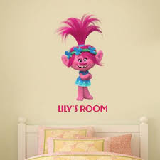 Official Licensed Football Entertainment Wall Stickers Trolls Movie Wall Stickers The Beautiful Game