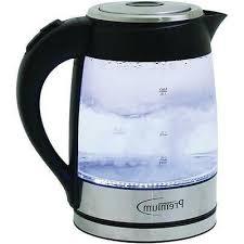 ptk5190 2 quart glass electric tea kettle